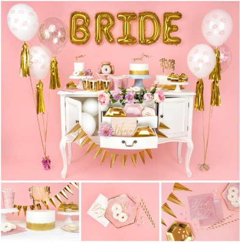 Bride to be - Guld