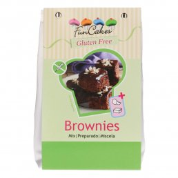 Bakmix - Glutenfri - Brownies