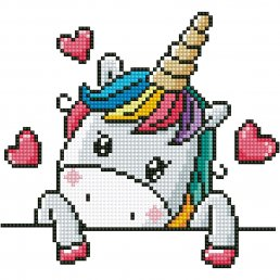 Diamond Dotz - Unicorn Love