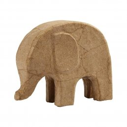 Dekoration - DIY - Liten Elefant