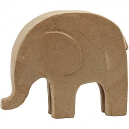Dekoration - DIY - Stor Elefant