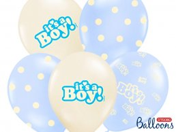 Ballonger - It´s a boy - Mix