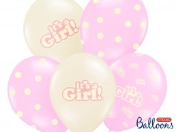 Ballonger - It´s a girl - Mix