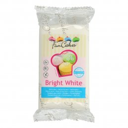 Sugarpaste - Bright White