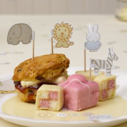 Cake Picks - Baby Miffy
