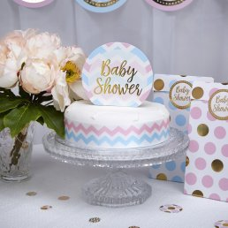 Cake Topper - Baby Shower - Pattern Works