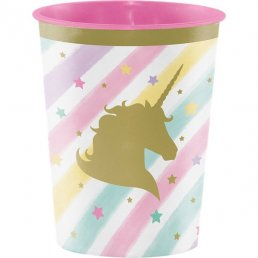 Favor Cup - Unicorn Sparkle
