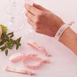 Armband - Team bride - 5-pack