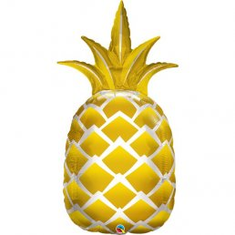 Folieballong - Pineapple