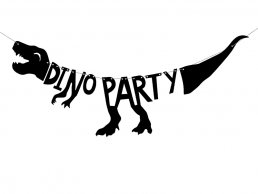 Backdrop  - Dino Party