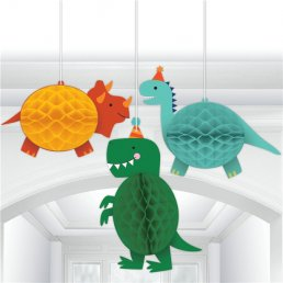 Honeycombs - 3-pack - Dinosaurie