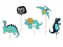 Cake Picks - Dinosaurs