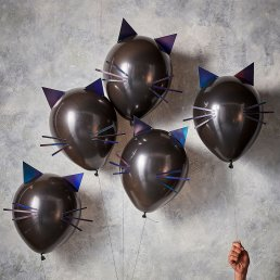 Ballonger - Cats - Let's get Batty