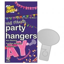 Party hangers - 12-pack