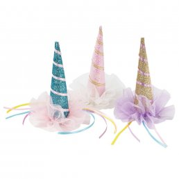 Partyhatt - We Love Unicorns