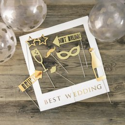 Photo Booth Kit - Best Wedding