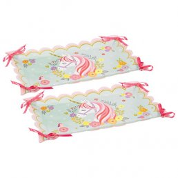 Serveringsfat - Magic Unicorn - 2-pack