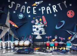 Godispåsar - Space Party