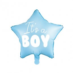 Folieballong It's a boy