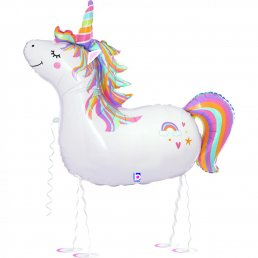 Balloon Friend - Unicorn