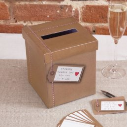 Wedding Wishes Box - Just my type