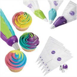 Wilton Colorswirl - Tri-Color Spritsset