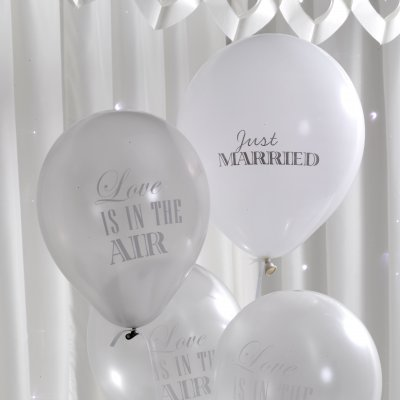 Ballonger - Love is in the air - Silver