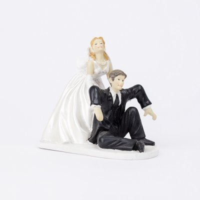 Cake Topper - Stand up!