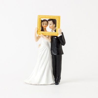 Cake Topper - Picture Perfect