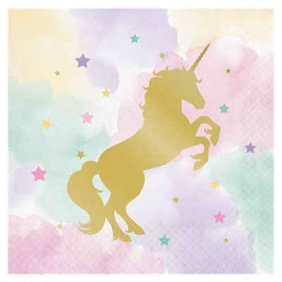 Servetter - Unicorn Sparkle