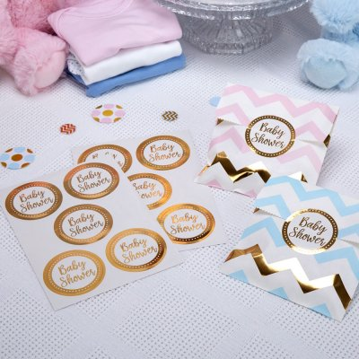 Stickers - Baby Shower